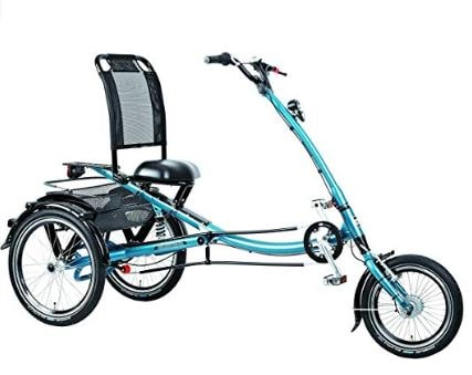 PFIFF Adult Scooter Trike